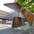 Überdachung-Tiefgarageneingang-Karlsruhe