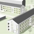 Unterkunftsgebäude-GDS-Kaserne-Bruchsal