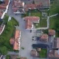 Calw Hirsau Aureliusplatz Luftbild