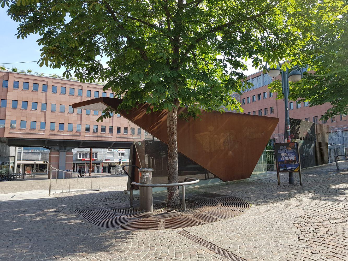 Parkhaus Karlsruhe Preise