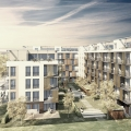 Wohnbebauung BWB Ludwigshafen