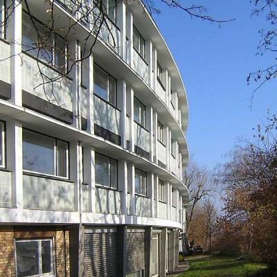 Sanierung Amtsgericht, Pforzheim