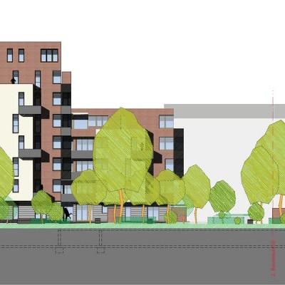 Wohnbebauung Damaschkering, Mannheim