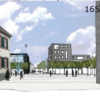 Umgestaltung Stadteingang Nord, Bühl