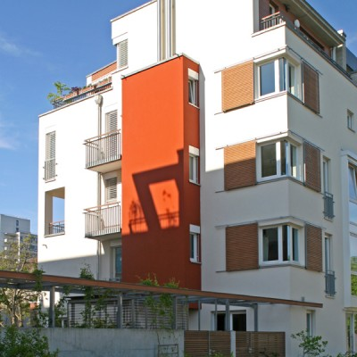 Baugruppe Weststadt, Karlsruhe