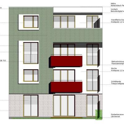 Wohnbebauung, 2020 Knielingen