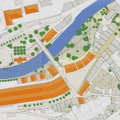Rahmen-/Bebauungsplan Unteres Ledereck, Calw