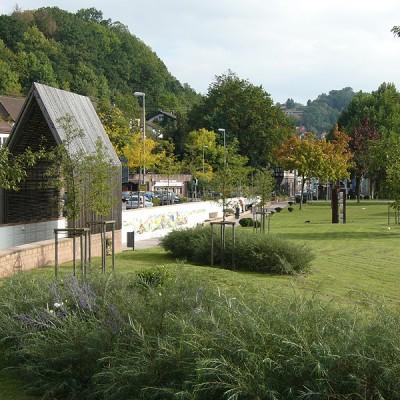 Stadtpark Großer Brühl, Calw