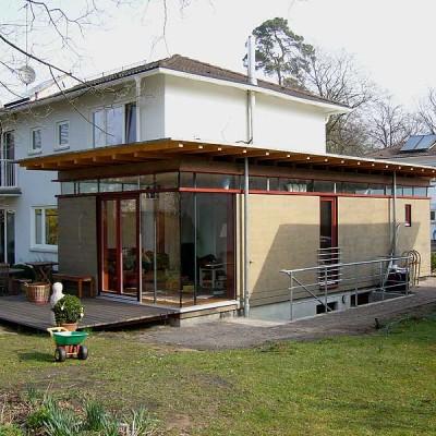 Haus Louisiana, Karlsruhe