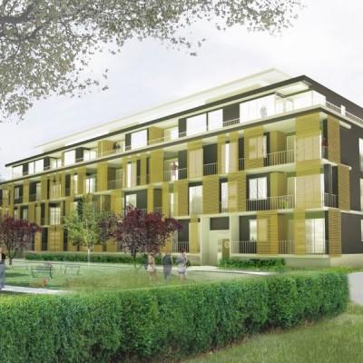 Wohnhaus Hüttenmüllerstraße, Ludwigshafen