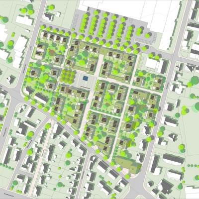 Rahmenplan EZA-Areal, Kirchheim Teck
