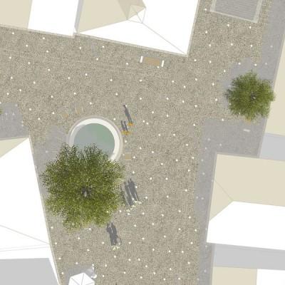 Neugestaltung Hauptstraße, Markt Erlach