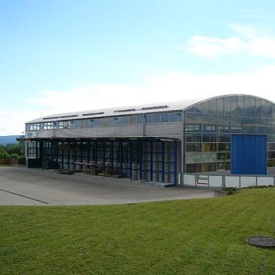 Schlossereihalle Götz, Dornstetten
