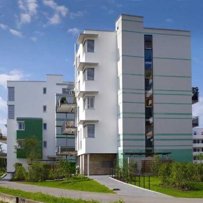 Stadtvillen Rheinufer Süd, Ludwigshafen