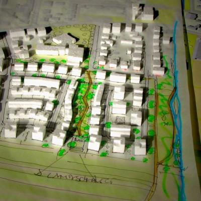 Rahmenplan Lachenfeld, Stutensee