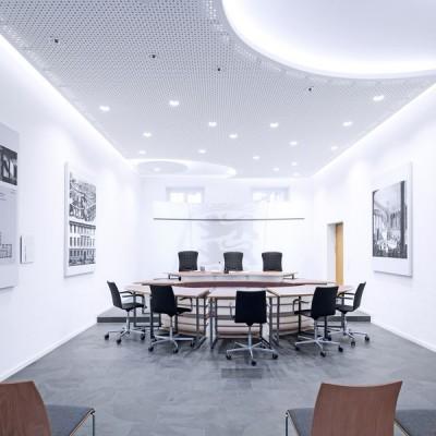 Modernisierung Richtersäle Arbeitsgericht, Karlsruhe