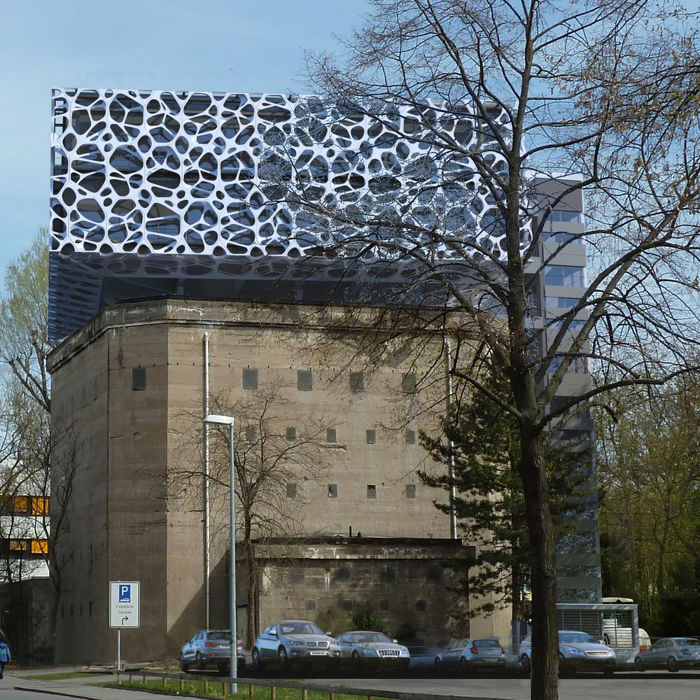 Creation Center BASF Ludwigshafen